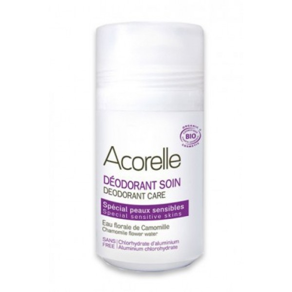 ACORELLE Deodorant Sensitive Skin 50ml